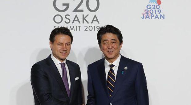 Al via il G20 di Osaka: al centro la guerra dei dazi tra Trump e Xi