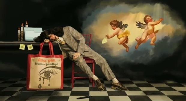 Allucinazioni e vetrine digitali. L'artista Ignasi Monreal firma la nuova campagna Gucci
