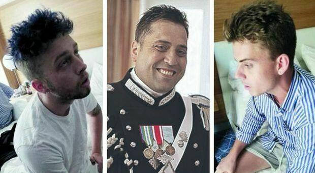 Carabiniere ucciso a Roma, Elder Finnegan in lacrime chiede scusa alla famiglia Cerciello: «Sono pentito»