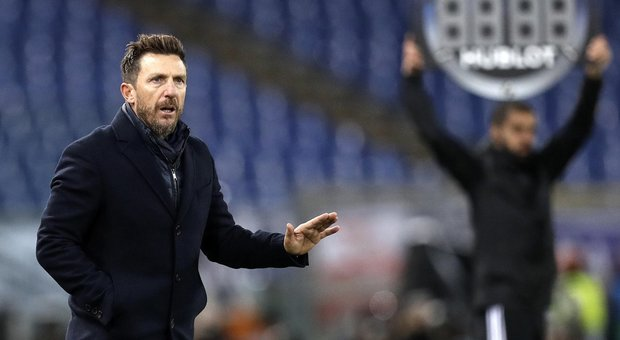 Roma, settimana decisiva per Di Francesco: decisive Real Madrid e Inter