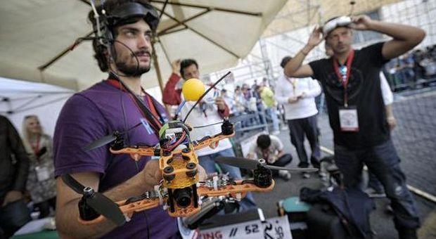 Droni e robot superstar: oltre 100mila persone alla tre giorni Maker Faire