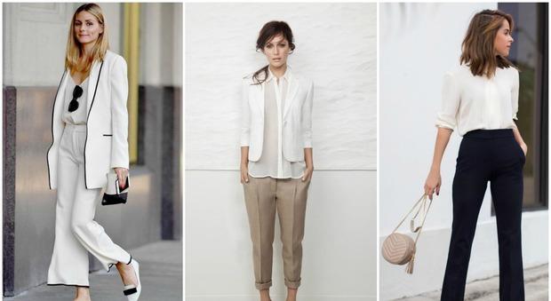 Ufficio Elegante Lungi : Look da ufficio cosa indossare e cosa evitare con larrivo del caldo