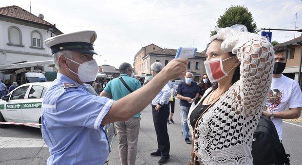 Coronavirus, a Bergamo il 57% dei cittadini sottoposti a test sierologico è positivo