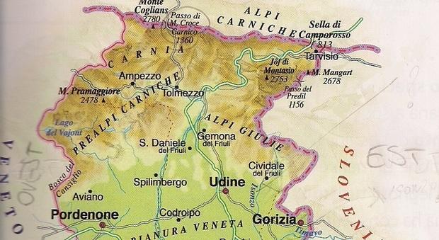 La cartina geografica della vergogna il libro di scuola for Dove si trova la camera dei deputati