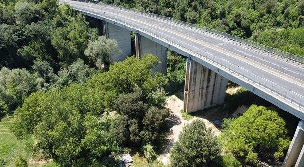 Il viadotto Montoro