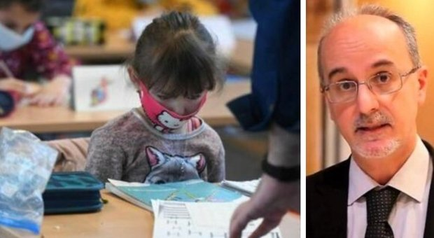 Covid scuola, Lopalco: «Continuerei dad sino a inizio primavera», variante inglese si diffonde tra i più giovani