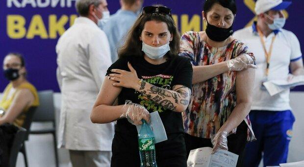 Europei 2021, 107 morti a San Pietroburgo da variante Delta. È il dato più alto da inizio pandemia