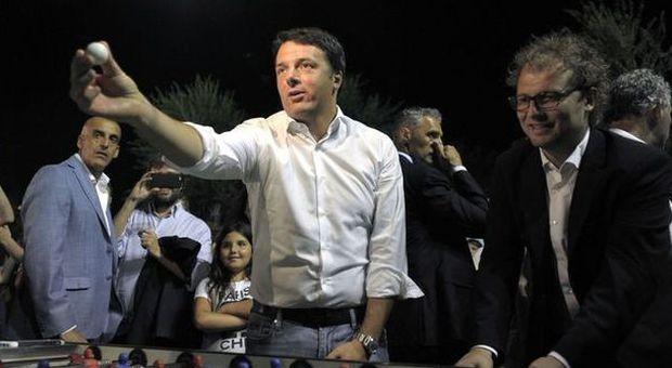 Renzi: Roma non merita questo, Marino dia un segnale
