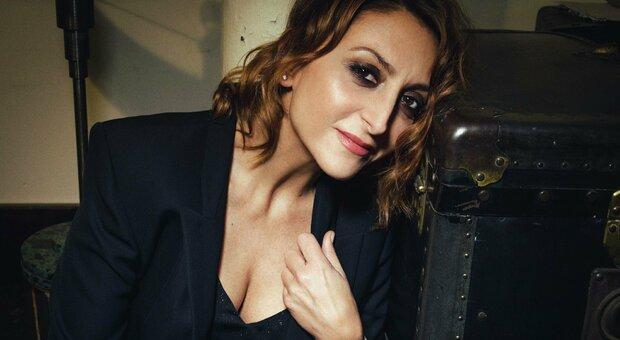 L'attrice Paola Minaccioni