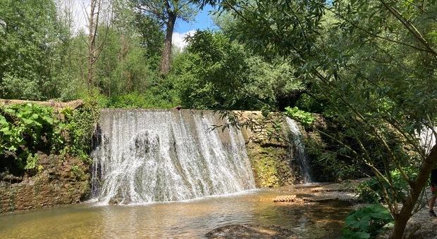 Frosinone, iter per lo Schioppo monumento naturale: «Primo passo per il parco del Cosa»