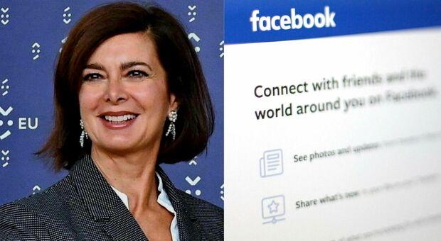 Boldrini, condannato a 6 mesi hater per minacce Facebook: «Dobbiamo denunciare l'odio online»