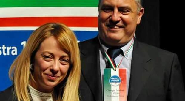 Fratelli d'Italia in piazza a Latina domenica contro il Ddl Zan