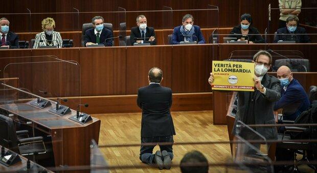"""Lombardia """"rossa"""", l'Iss: «Da maggio inviate 54 segnalazioni di errori». Fontana: loro in difficoltà, spostano il tiro"""