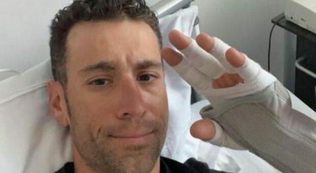 Nibali, recupero record: in lista per la partenza del Giro d'Italia