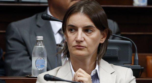 La Serbia fa storia, il nuovo premier è Ana Brbabic, omosessuale dichiarata