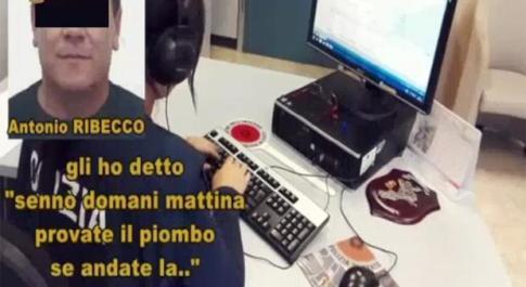'Ndrangheta a Perugia: «Con la massoneria mille riferimenti»