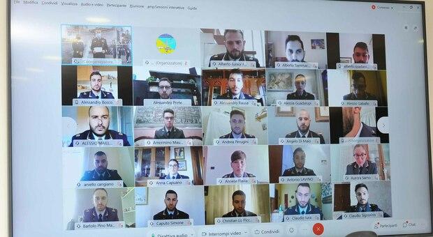 Aeronautica militare, gli allievi diventano marescialli: la cerimonia è online