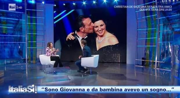 Giovanna Civitillo: «Festival? Ho detto a mio marito Amadeus che ero pronta a rinunciare»