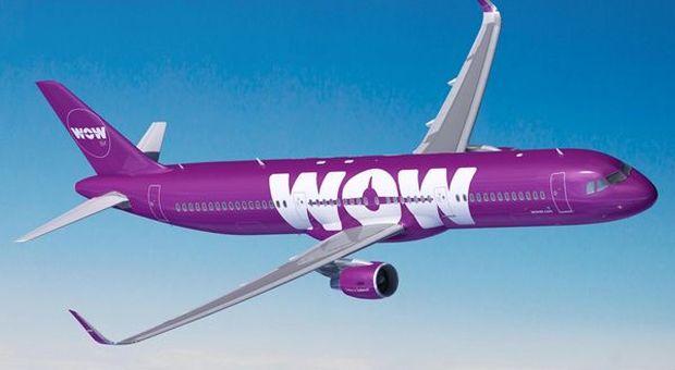 La compagnia low cost Wow Air lascia i passeggeri a terra: fallita