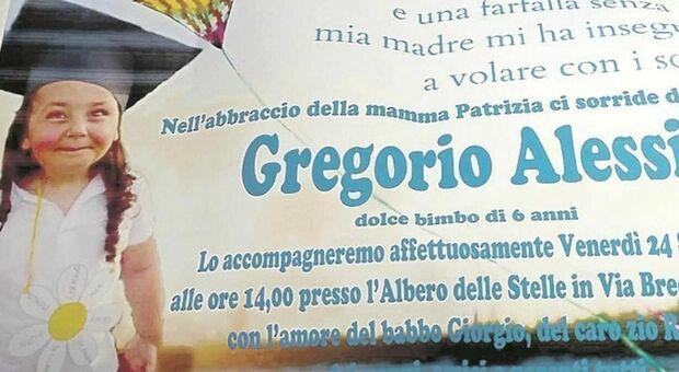 Il piccolo Gregorio non ce l'ha fatta, morto a 6 anni per la leucemia. Oggi i funerali a Loreto