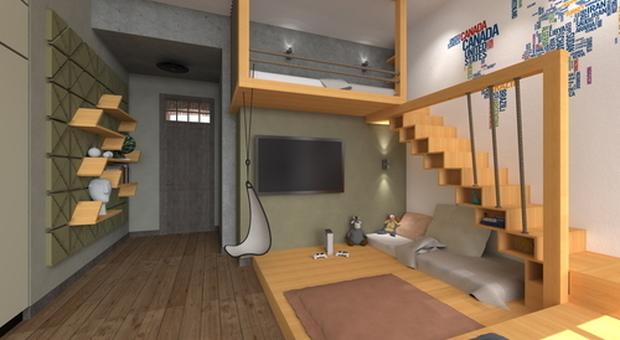 Come arredare un appartamento di 50 mq soluzioni semplici for Arredare piccolo appartamento