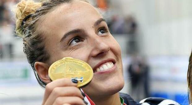 Tania Cagnotto è incinta e annuncia il ritiro: niente Olimpiadi di Tokio