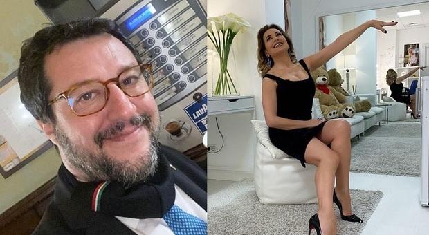 Coronavirus, Matteo Salvini a Live non è la D'Urso: «L'Europa chieda i danni alla Cina»