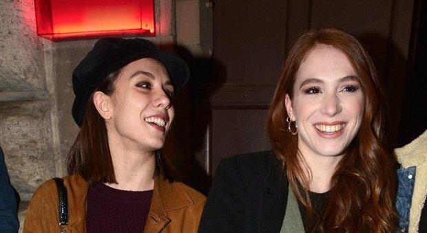 Ludovica Martino e Valentina Lamorgese