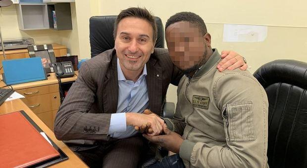 Sventa un furto al supermercato e viene premiato: nigeriano assunto nella catena dalla Despar