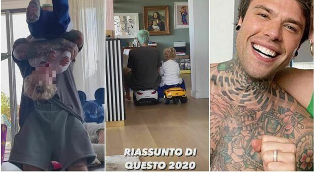 Chiara Ferragni e Fedez, incidente in casa per Leone (che si fa male). Rabbia social