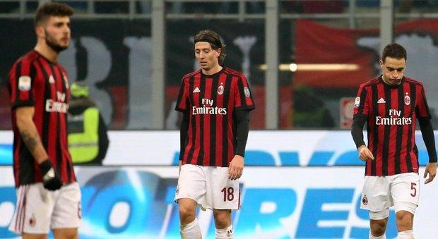 Vivaio Rossonero : Milan sempre più a fondo latalanta vince 2 0