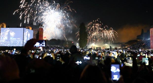 Capodanno a Roma, ecco il programma degli eventi: dalla festa al Circo Massimo alla serata del 1 gennaio