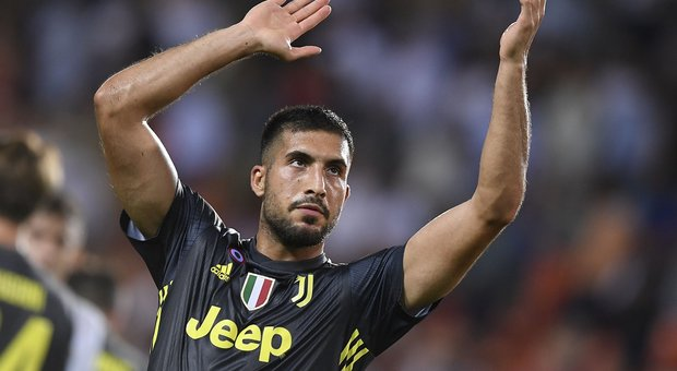 Juventus, Emre Can: