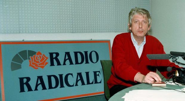 Morto massimo bordin di radio radicale voce storica della for Radio radicale in diretta