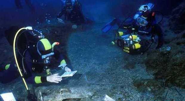 Gela, ripescati lingotti di 2600 anni fa: sono di oricalco, lo stesso metallo di Atlantide