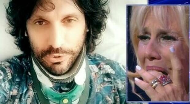 Maria Teresa Ruta e il fratello Stefano per la prima volta insieme dopo il GF VIP a Domenica Live dopo il grave incidente in bici