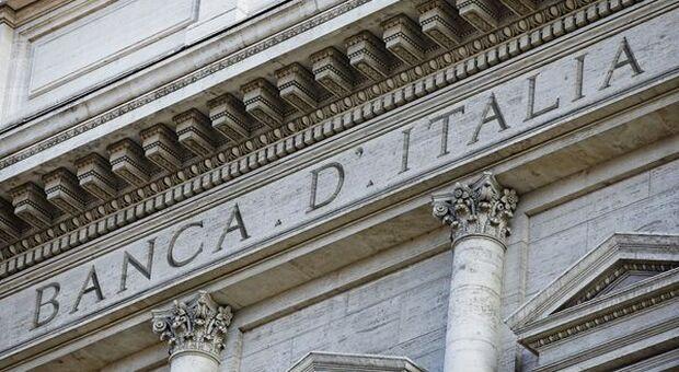 Bankitalia, prestiti al settore privato ancora in crescita ad aprile