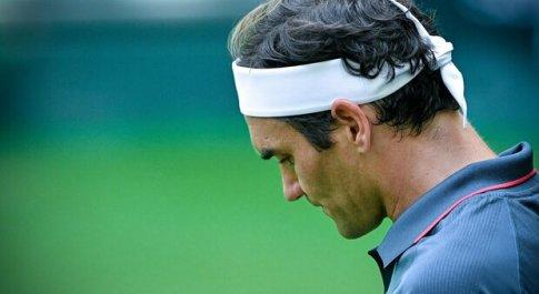 Halle, Roger Federer fuori al secondo turno contro Auger-Aliassime
