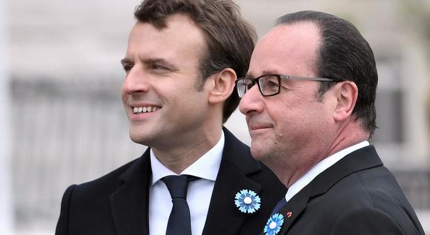 Macron eletto presidente: rifondare l'Europa