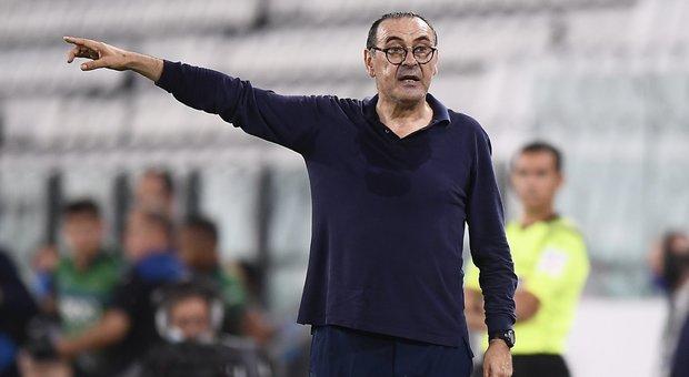Juventus, Sarri: «Non dobbiamo fare troppi calcoli, vincere non è scontato»