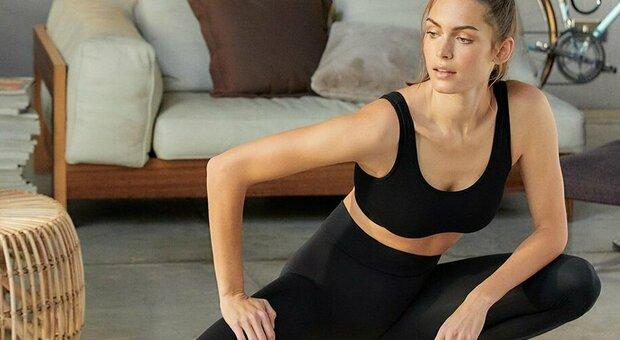Smart working e allenamenti: a casa vince l'abbigliamento gym e chic