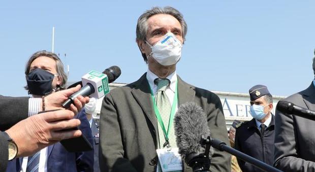 Coronavirus, Lombardia, 161 morti (meno 42). A Bergamo nati 600 bimbi dall'inizio della pandemia