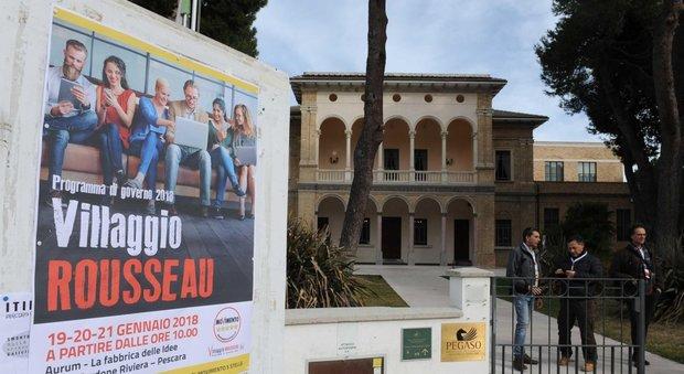 Pescara Camera Live : Ortona live da pescara situazione difficile diffusi facebook