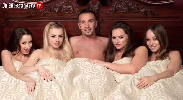 Reality porno TV Show