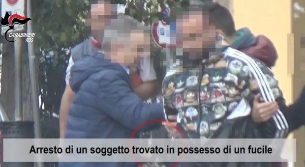 Mafia a Roma, smantellato il clan Fragalà. Le intercettazioni del boss: «Se mi tradisce un figlio lo ammazzo»