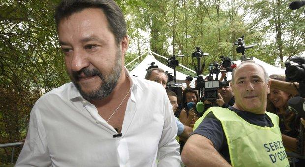 Pontida, nel pantheon leghista Salvini inserisce Leopardi ...
