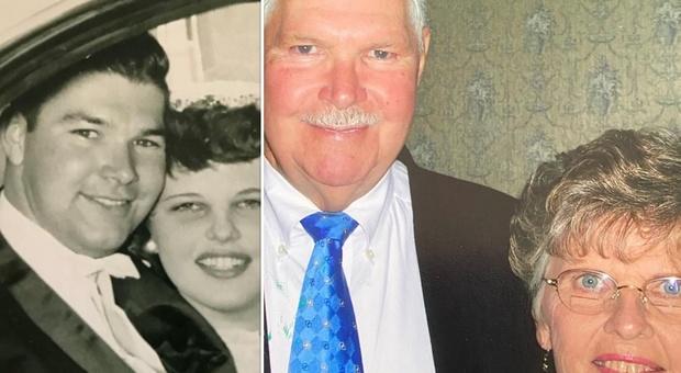Insieme per 65 anni, coppia di anziani muore nello stesso giorno in una casa di riposo