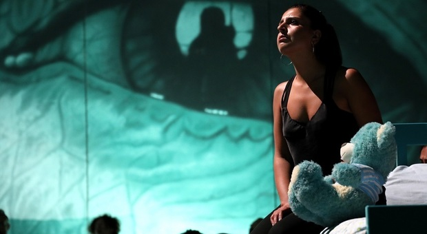 Varduhi Abrahamyan (Arsace) in Semiramide che inaugura l'11 agosto il Rossini Opera Festival