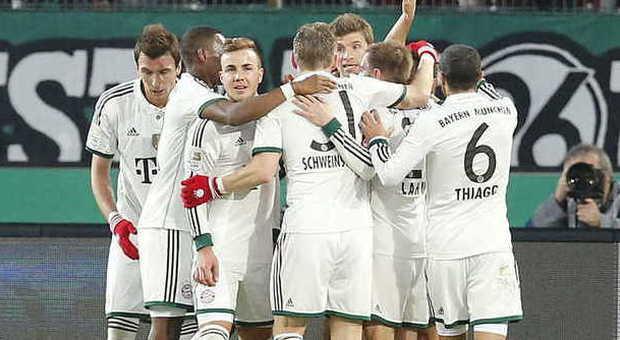 Il Bayern record oltre il mito Heynckes Guardiola vuole lo scudetto entro marzo