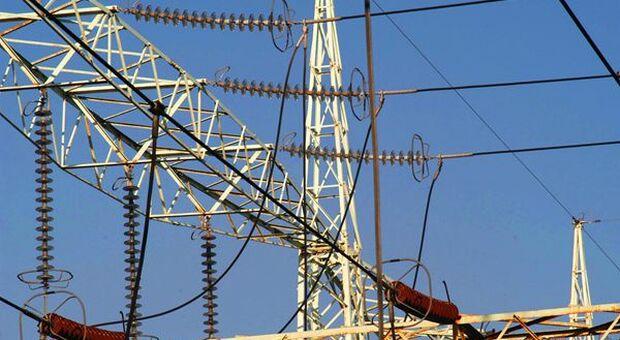 Energia, Terna: consumo industriale boom torna a livelli pre-Covid
